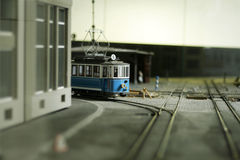 tramwaj Obraz Stock