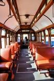 Tramwajowy samochód Zdjęcia Stock