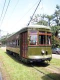 Tramwaju wagon kolei linowej Obraz Royalty Free