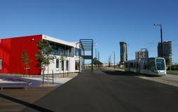 Tramway à Melbourne Photographie stock libre de droits