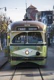 Tramway à San Francisco Photographie stock libre de droits