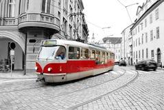 Tramway. Photographie stock