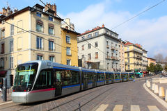 Tramway Royalty Free Stock Photos
