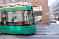 Tramway Royalty Free Stock Photo