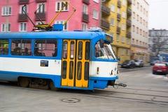 tramway Photo libre de droits