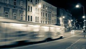 Tramway in Brno - Czechrepublic. Tramway in city, Brno - Czech republic stock image