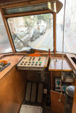 Tramway Cockpit Stock Image
