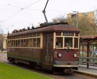 Tramway de classe de H image stock
