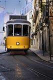 Tramway de Lisbonne Image stock