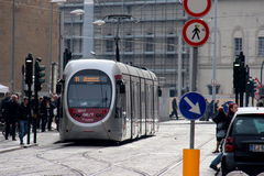 Tramway Royalty Free Stock Photography