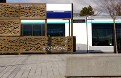 Tramway - France Stock Photos