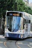 Tramway, Geneva, Switzerland Stock Photos