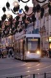 Tramway in Graz, Austria Royalty Free Stock Image