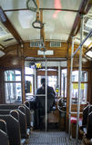 Tramway 28, Lisbon Stock Images