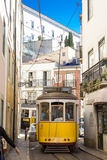 Tramway 28, Lisbon Stock Photo