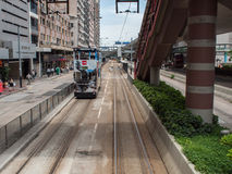 Tramways Royalty Free Stock Photography