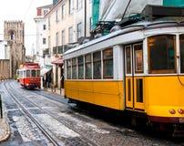 Tramways Photo stock