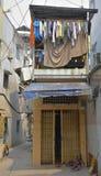 Tran Hung Dao Alleys fotografering för bildbyråer
