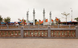 Tran's Temple royalty free stock photography