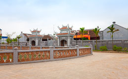 Tran's Temple royalty free stock image
