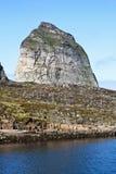 Trana island. At the Norwegian coast Stock Images