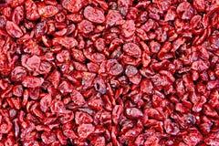 Tranbär torkad textur Arkivfoto
