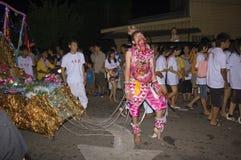 trance för kejsaregudmedel nio Royaltyfri Foto