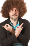 trance hippie Стоковые Фотографии RF