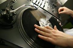 trance techno стоковое изображение