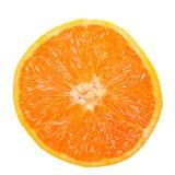 Tranche d'orange Images libres de droits