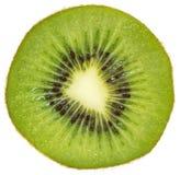 Tranche de kiwi Photos libres de droits