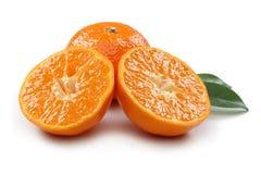 Tranche de mandarine photo libre de droits