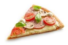 Tranche de pizza Photo libre de droits