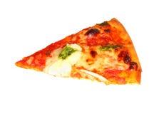 Tranche de pizza Image libre de droits