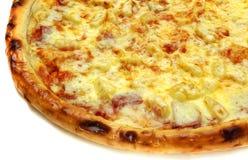 Tranche de pizza Photos stock