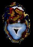 Tranche de quartz Images libres de droits