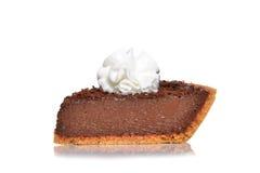 Tranche de tarte Image stock