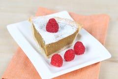 Tranche de tarte Photo libre de droits