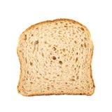 Tranche du pain de pain grillé Image libre de droits