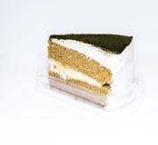 Tranches de désert de gâteau Photographie stock libre de droits