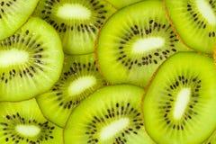 Tranches de kiwi images libres de droits