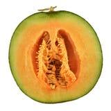 Tranches de melon de cantaloup Image stock