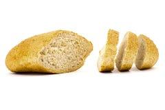 Tranches de pain Images libres de droits