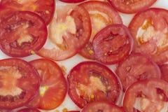 tranches de tomate Image libre de droits
