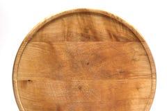 Tranchoir en bois Photos stock