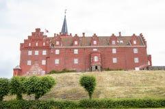 Tranekær城堡 库存图片