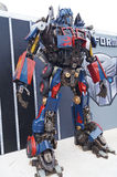 Tranformer robotshow Royaltyfri Fotografi