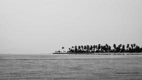Trang острова Стоковые Фотографии RF