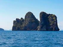 海, Trang的秀丽 库存照片