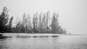 Trang de la isla Fotos de archivo libres de regalías